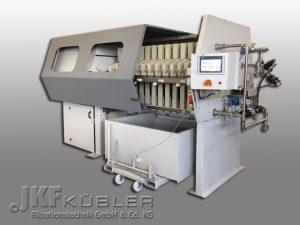Filterpressenautomat